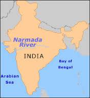 Narmada River, India